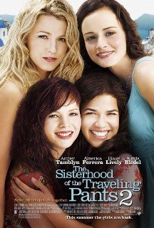 Джинсы - талисман 2 / The Sisterhood of the Traveling Pants 2 /DVDRip/ [2008]
