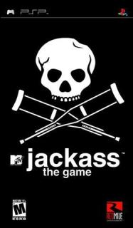 Jackass: The Game /RUS , ENG/ [ISO] PSP