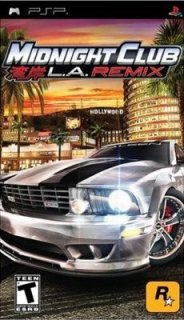 Midnight Club: L.A. Remix /ENG/ [ISO]