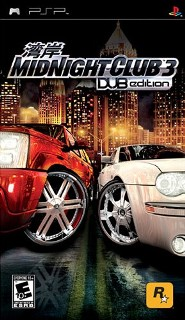 Midnight Club 3: DUB Edition /ENG/ [CSO]