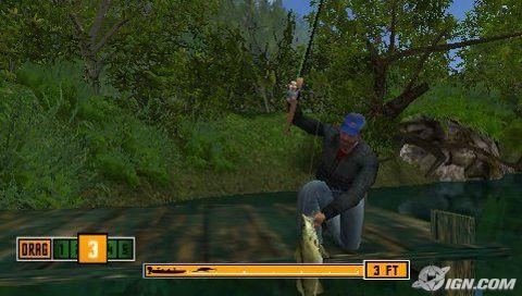 рыбалка для псп торрент
