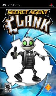 Ratchet & clank: size matters secret agent clank playstation 2.