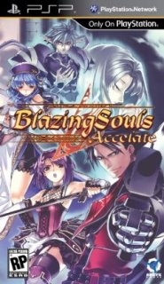 Blazing Souls: Accelerate /ENG/ [ISO]