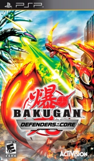 Bakugan Battle Brawlers: Defenders of the Core /ENG/ [ISO]