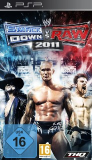 WWE SmackDown! vs. RAW 2011 /ENG/ [ISO]