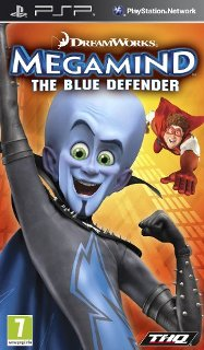 Megamind: The Blue Defender /ENG/ [ISO]