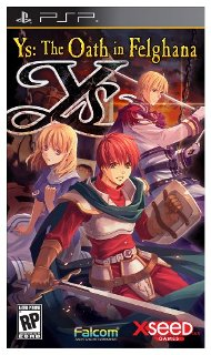 Ys: The Oath in Felghana /ENG/ [ISO]