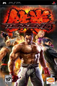 Tekken 6 [Patched] [FullRip][CSO][Multi12][RUS][GS]
