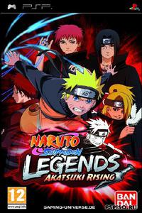Naruto Shippuden: Legends: Akatsuki Rising [Patched] [FullRIP][CSO][Multi5]