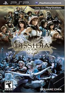 Dissidia 012 Duodecim Final Fantasy (Patched)[FullRIP][CSO][JAP]