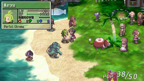 Phantom Brave: The Hermuda Triangle (2011) [ENG]