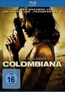 Коломбиана / Colombiana (2011) HDTVRip