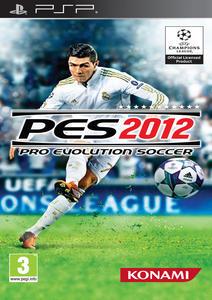 Pro Evolution Soccer 2012 [RUS] PSP