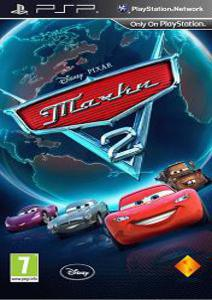 Тачки 2/Cars 2 [RUS] (2011) PSP