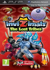 Invizimals: The Lost Tribes [RUS] (2011) PSP