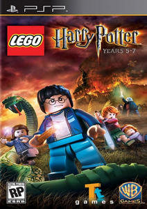 LEGO Harry Potter: Years 5-7 / LEGO Гарри Поттер: годы 5-7 [RUS](2011) PSP