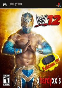 WWE'12 PSP EDITION(xhardyxx) (2010) PSP