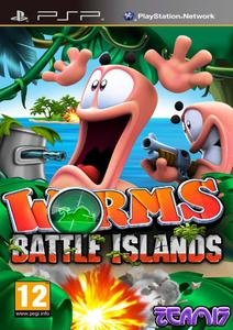 Worms: Battle Islands (Patched) [FULL][ISO][ENG] PSP