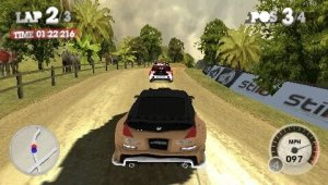 [PSP] Colin McRae: DiRT 2 [ENG][ISO] (2009)