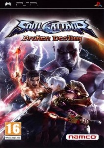 Soul Calibur: Broken Destiny /RUS/ [ISO] PSP