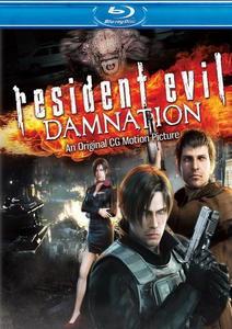 Обитель зла: Проклятие / Resident Evil Damnation (2012/BDRip) для PSP