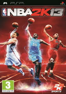 NBA 2K13 /ENG/ (ISO) PSP