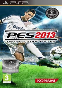 Pro Evolution Soccer 2013 /RUS/ (ISO) PSP