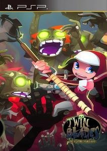 Twin Blades /ENG/ (ISO) PSP